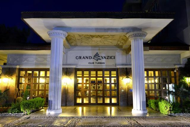 Hotel GRAND YAZICI CLUB TURBAN
