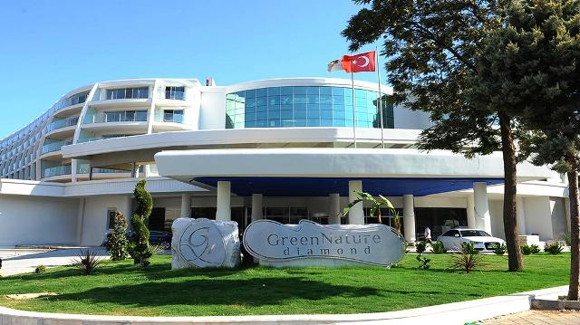 Hotel GREEN NATURE DIAMOND