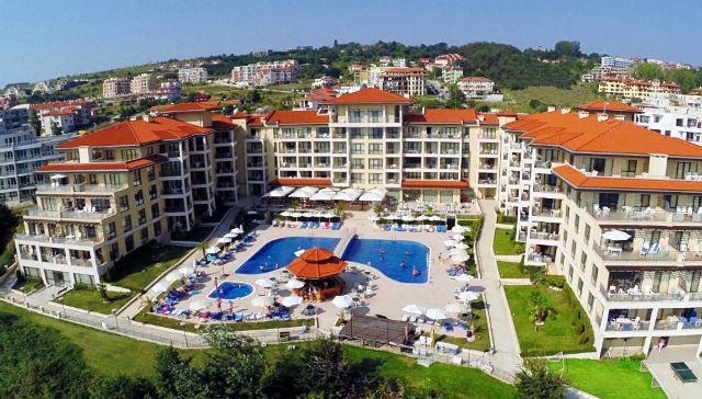 Hotel BYALA BEACH RESORT