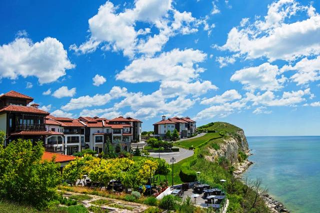 Hotel THRACIAN CLIFFS GOLF & BEACH RESORT