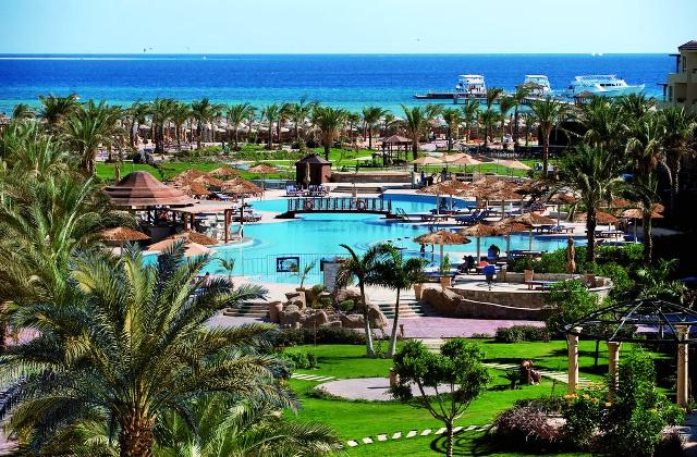 Hotel AMWAJ BLUE RESORT - Soma Bay