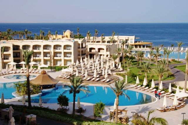 Hotel CLEOPATRA LUXURY RESORT - Makadi Bay