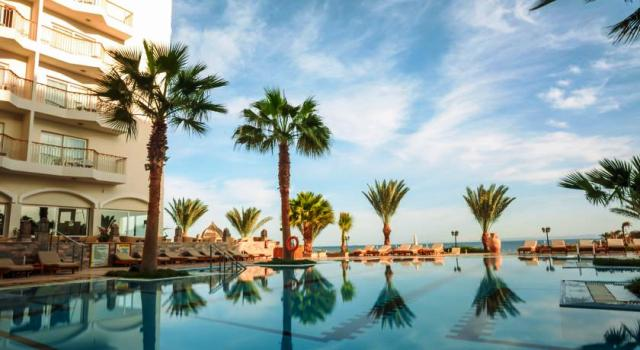 Hotel ROYAL STAR BEACH RESORT - El Dahar